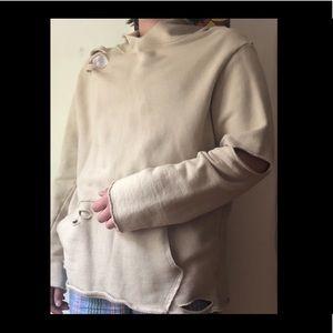 streetwear hoodie. (yeezy styled)